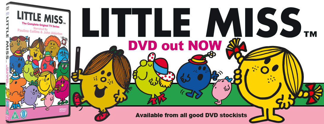 Little Miss - Mr Men